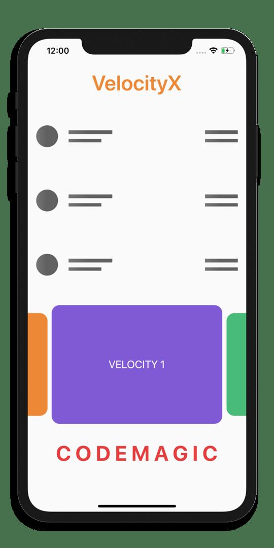 VelocityX