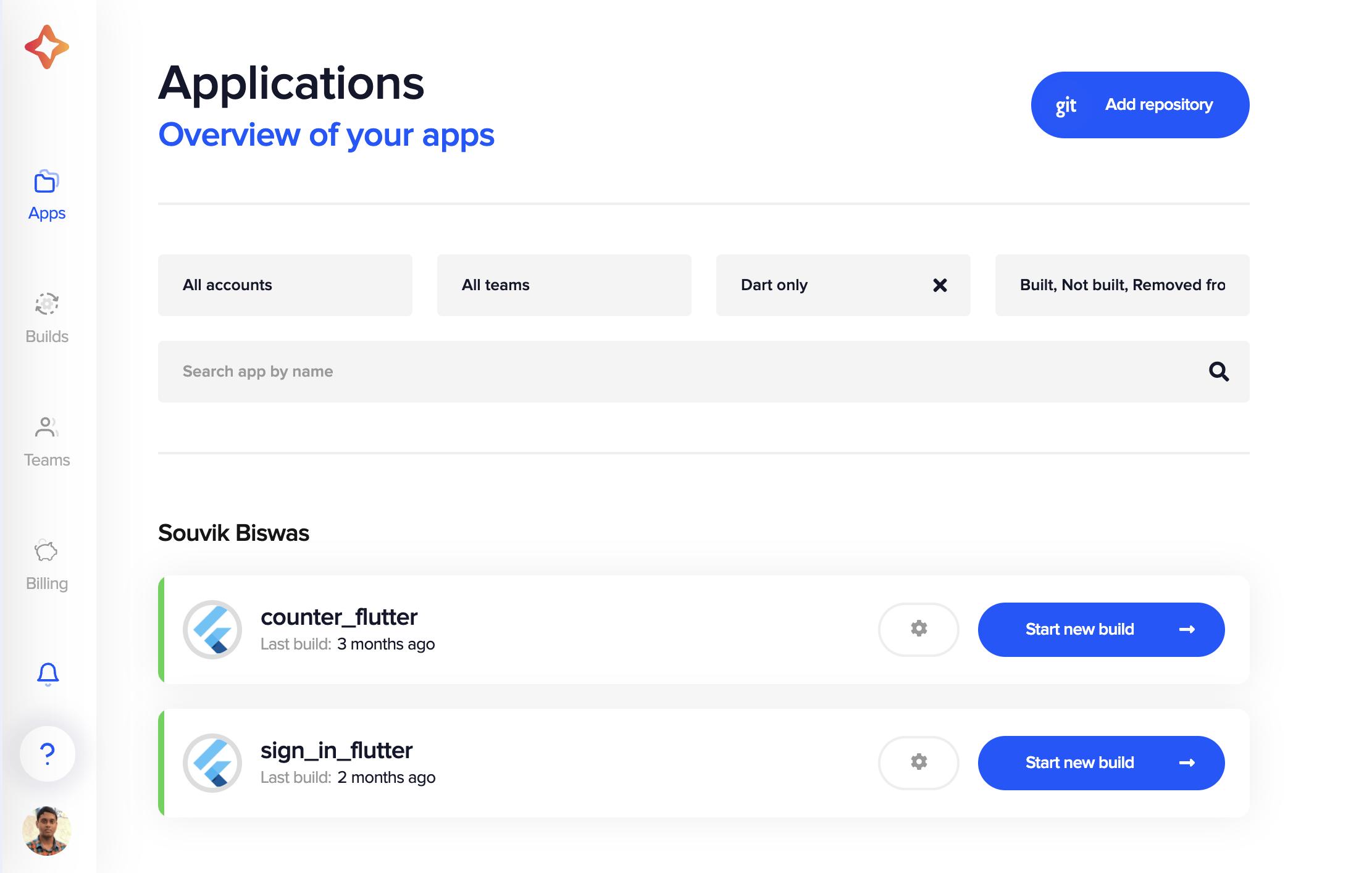 Jenkins alternative for mobile app developers: Codemagic has easy and straightforward setup
