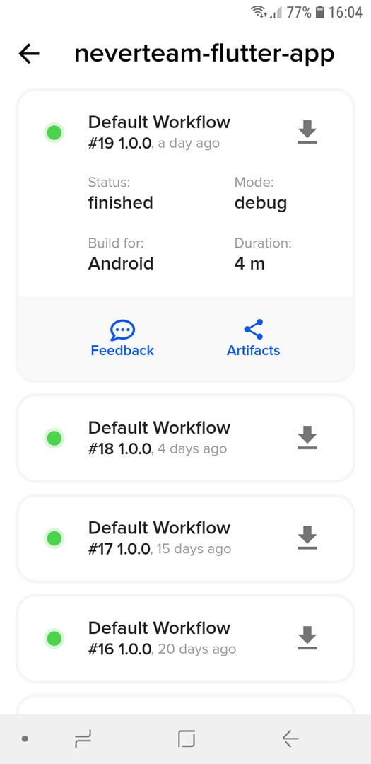 Distributing Android and iOS beta builds with Testmagic